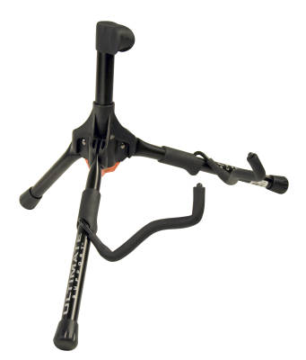 Genesis Series - Ultra Compact A-Frame Style Guitar Stand with Locking Legs