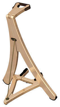 Ultimate Support Axcel Series Wood Guitar Stand Maple