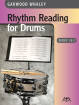 Meredith Music Publications - Rhythm Reading for Drums, Books 1 & 2 - Whaley - Book