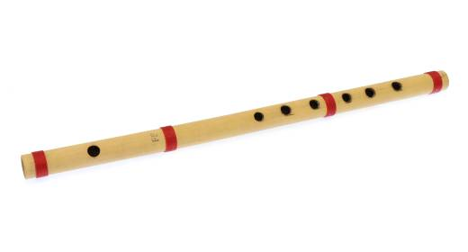 Bamboo Flute in low F