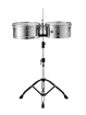 Meinl - Headliner Series Timbales - Chrome
