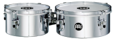 Meinl - Mini Timbales - Chrome