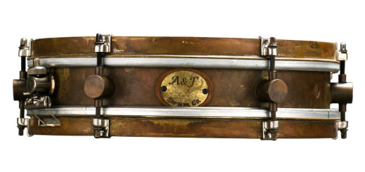 Raw Metal 'Rude Boy' Snare 3x13''