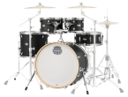 Mapex - MARS 5-Piece Shell Pack - Midnight Black Lacquer