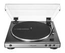 Audio-Technica - ATLP60X Fully Automatic Belt-Drive Turntable - Gun Metal