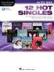 Hal Leonard - 12 Hot Singles: Instrumental Play-Along - Alto Sax - Book/Audio Online