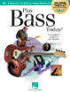 Hal Leonard - Play Bass Today! All-in-One Beginners Pack - Kringel/Downing - Bass Guitar TAB - Book/Media Online