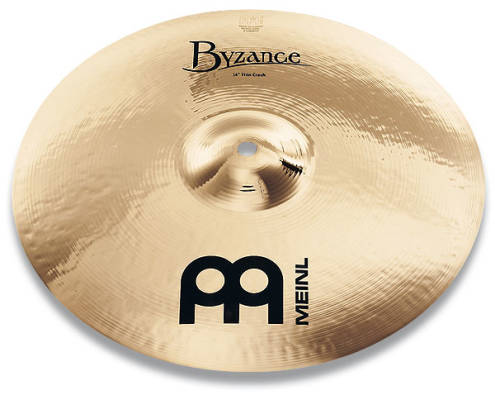 Byzance Medium Thin Crash Brilliant - 19 inch
