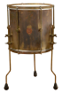 A&F Drum Co. - Raw Brass Royal Floor Tom 14x16
