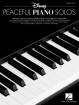 Hal Leonard - Disney Peaceful Piano Solos - Book