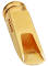 Elements Series - Earth Alto Mouthpiece - Gold 6