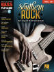 Hal Leonard - Southern Rock: Bass Play-Along Volume 58 - Bass Guitar TAB - Book/Audio Online