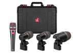 sE Electronics - V PACK Venue Drum Mic Bundle