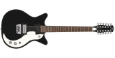 Danelectro - 59X12 12-String Electric Guitar - Black