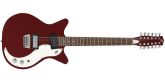 Danelectro - 59X12 12-String Electric Guitar - Bloodred