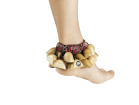 Meinl - Rubber Wood Foot Rattle