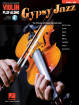 Hal Leonard - Gypsy Jazz: Violin Play-Along Volume 80 - Book/Audio Online