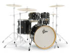 Gretsch Drums - Catalina Maple 5-Piece Shell Pack (22,10,12,16,Sn) - Black Stardust