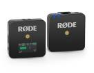 RODE - Wireless GO Compact Wireless Microphone System - Black