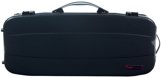 Hightech Adjustable Bassoon Case - Black Carbon
