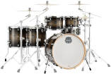 Mapex - Armory 6-Piece Studioease Shell Pack - Black Dawn