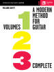 Berklee Press - A Modern Method for Guitar, Volumes 1, 2, 3 Complete - Leavitt - Book