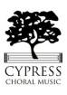 Cypress Choral Music - Blinded by a Leafy Crown - Saindon - SSAA
