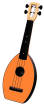 Magic Fluke - Flea Soprano Ukulele - Mango