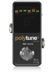 TC Electronic - Polytune 3 Noir Ultra-Compact Polyphonic Tuner w/Built-In Buffer