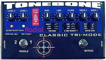 Tonebone Trimode Tube Distortion