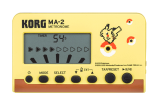Korg - MA-2 Limited Edition Pokemon Digital Metronome - Pikachu
