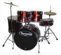 Mapex - Tornado 5-Piece Rock Drum Kit with Cymbals, Hardware & Throne