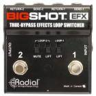 BigShot EFX True Bypass Effects Switcher