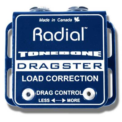 Dragster Pickup Load Corrector