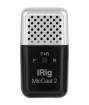 IK Multimedia - iRig Mic Cast 2 - Compact Voice Recording Mic for Phone/Tablet