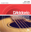 DAddario - EJ17 - Phosphor Bronze MEDIUM 13-56
