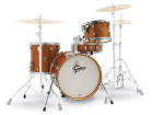 Gretsch Drums - Catalina Club 4-Piece Shell Pack 18/14/12/Snare - Bronze Sparkle