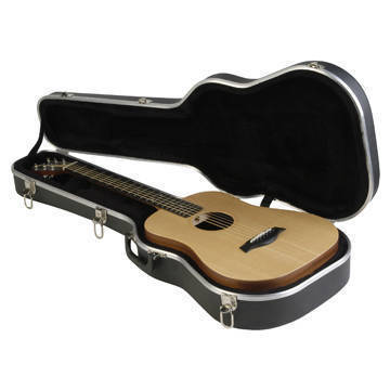 skb baby taylor martin lx guitar hardshell case long mcquade musical instruments. Black Bedroom Furniture Sets. Home Design Ideas