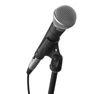 Stage Performance Microphone Kit with SM58, Cable and Stand