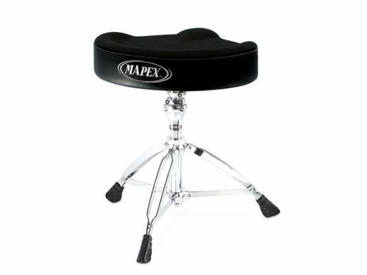 T765A - Cloth-Top Saddle Style Drum Throne