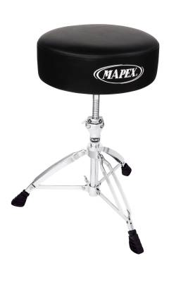 T750A - Round Padded Drum Throne