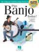 Hal Leonard - Play Banjo Today! All-in-one Beginners Pack - OBrien - Books/Media Online