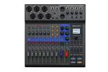 Zoom - LiveTrak L-8 Portable 8-Channel Digital Mixer and Multi-Track Recorder