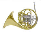 Double French Horn - Geyer Wrap - Lacquered Finish