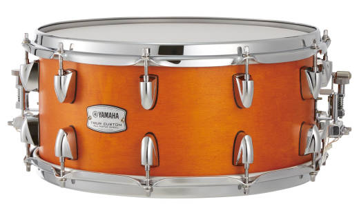 Tour Custom Maple Snare Drum 14x6.5'' - Caramel Satin