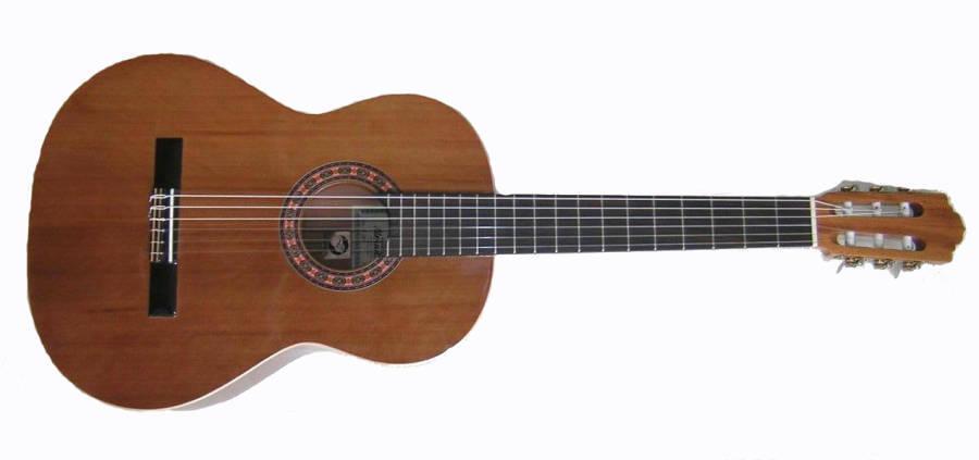 Almansa A 401 Classical Guitar Cedar Amp Mahogany Long Amp Mcquade Musical Instruments