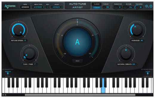 Auto-Tune Artist Pitch Correction - Download