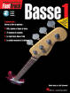 Hal Leonard - Fastrack Bass Method, Book 1 (French Edition) - Neely/Schroedl - Book/Audio Online
