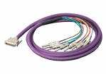 Switchcraft - DB25 Male to 8TRS Male Breakout Cable - 10/3m