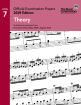 Frederick Harris Music Company - RCM Official Examination Papers: Theory, Level 7 - 2019 Edition - Book